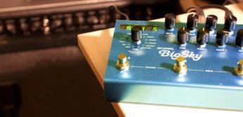 Test: Strymon Big Sky, Halleffekt für Gitarre
