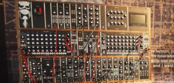 Keith Emersons Moog Modular System