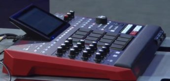 Top News: Neue Akai MPC mit Tablet-Support?