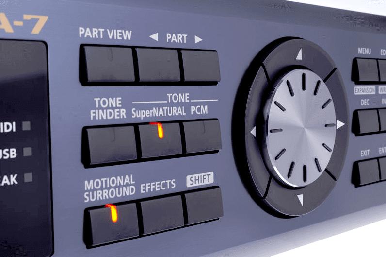 Test: Roland Integra-7 & WNA1100 W-Lan Adapter - AMAZONA de