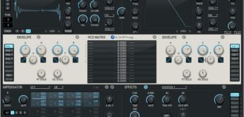 Test: LinPlug Spectral 1.01, Synthesizer Plug-in