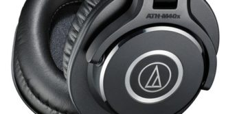 Test: Audio Technica ATH-M40X, Studiokopfhörer