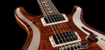 Test: PRS P22 Stoptail 10Top OI, E-Gitarre