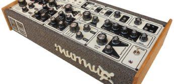 News: Dreadbox Murmux, Analogsynthesizer