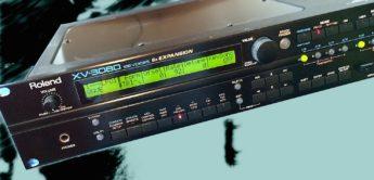 Green Box: Roland JV-880, JV-1080, JV-2080, XV-3080, XV-5080