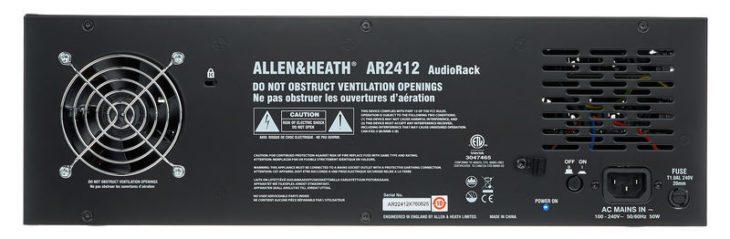 Allen & Heath AR2412 Stagebox
