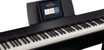 Test: Roland F-20, Digitalpiano
