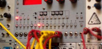 NEWS: AudioDamage – Sequencer-1, Eurorack Stepsequencer