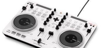Test: Casio XW-J1, DJ-Controller