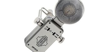 Test: Sontronics Orpheus, Multi-Pattern Condenser Microphone