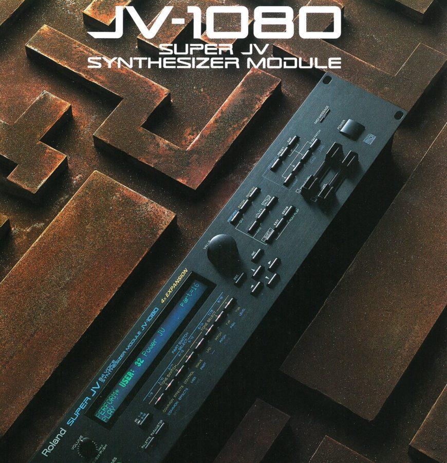 Roland JV-1080 von 1994