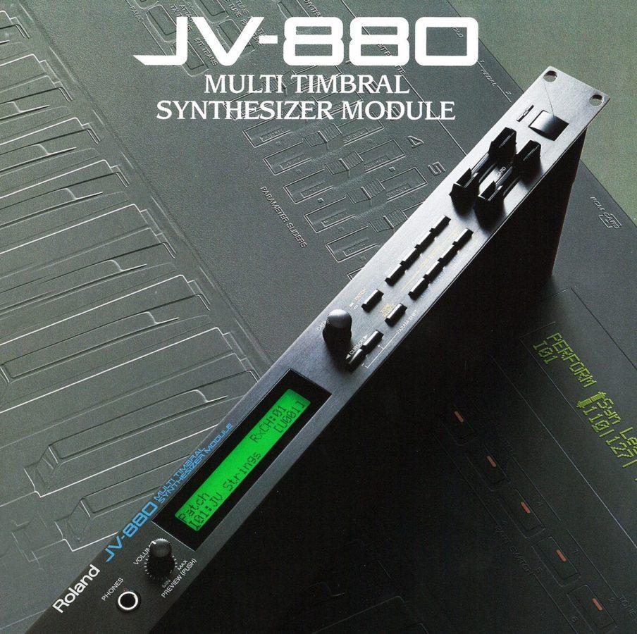 1992 der wunderbare JV-880