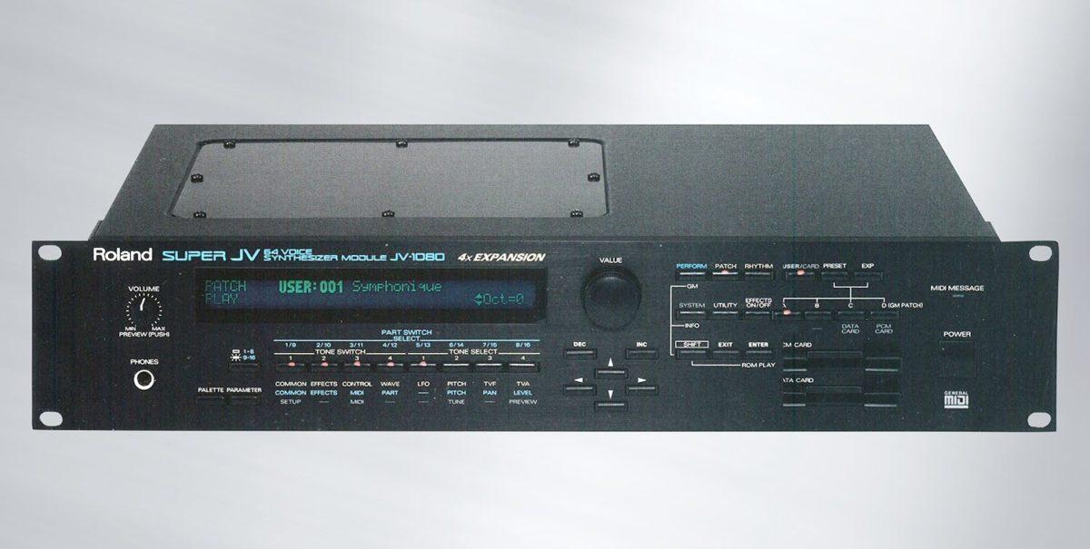1994, der Roland JV-1080