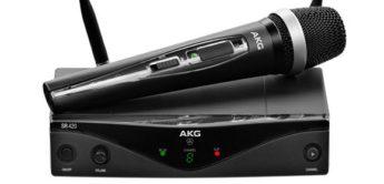 Test: AKG WMS 420, Funkstrecken