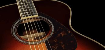 Test: Yamaha LJ16 ARE BS, Westerngitarre