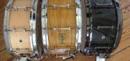 Sound Lab Snare Drums von Tama