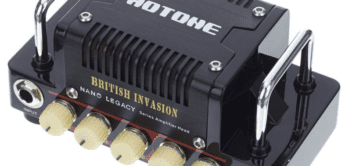 Test: Hotone Nano Legacy British Invasion, Gitarrenverstärker