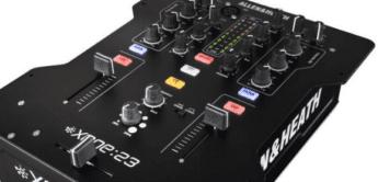 Test: Allen&Heath Xone:23, 2+2-Kanal DJ-Mixer