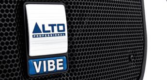 Test: Alto Pro TS115 Vibe, Aktivboxen