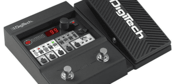 Test: Digitech Element XP, Effektgerät für Gitarre