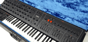Blue Box: Yamaha CS-30, Analogsynthesizer