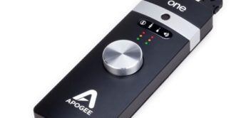 Test: Apogee One, Audiointerface