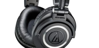 Test: Audio Technica ATH-M50x, Studiokopfhörer