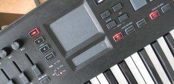 Test: Korg Taktile & Triton Taktile, USB/MIDI-Controllerkeyboard