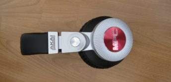 Test: AKAI MPC Headphones, Kopfhörer