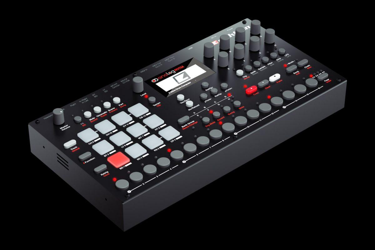 Alle Elektron Synthesizer, Drumcomputer, Sampler und Effekte
