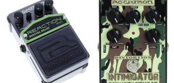 Test: Rocktron Intimidator Gary Hoey Signature und Rocktron Reaction Digital Delay