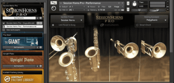 Test: Native Instruments Session Horns Pro