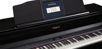 Test: Roland HP-508, Digitalpiano