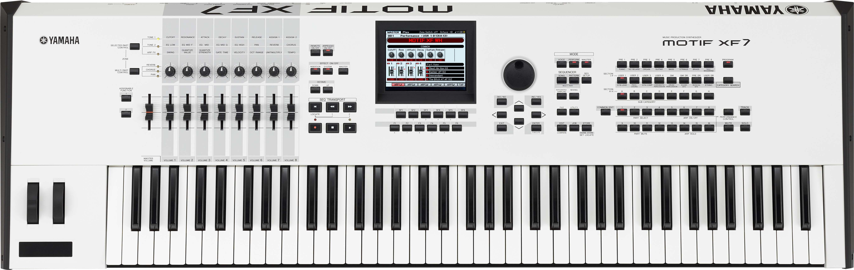 Yamaha motif es usb