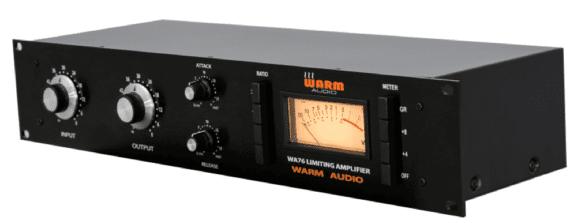 Sehr nah am Original - der WarmAudio WA76