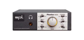 Test: SPL Phonitor mini, Kopfhörerverstärker