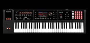 Test: Roland FA-06, FA-07, FA-08, Synthesizer-Workstation