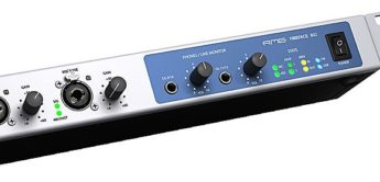 Test: RME Fireface 802, Audiointerface