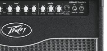 Test: Peavey Valve King 20 Combo, Gitarrenverstärker