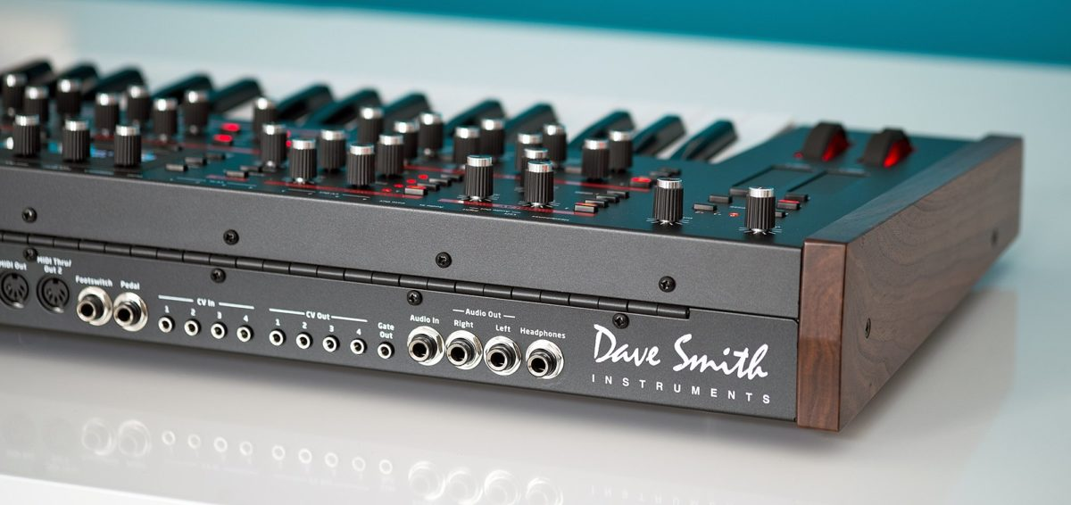 DSI Pro 2 Rückseite
