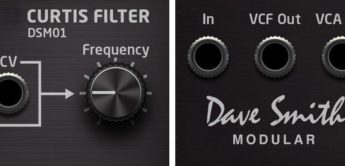 Top News: Dave Smith Instruments DSM01, Curtis Filter-Modul