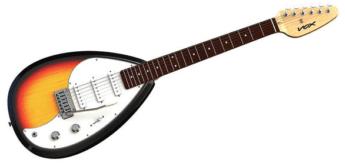 Test: VOX MARK III 3 tone, E-Gitarre