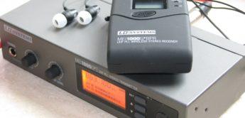 LD Systems MEI 1000 G2, In-Ear Monitoring