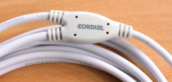 Test: Cordial Y-Audiokabel, Adapter