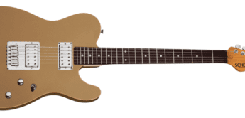 Test: Schecter USA Custom PT Gold, E-Gitarre
