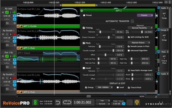 ReVoice Pro von Synchro Arts