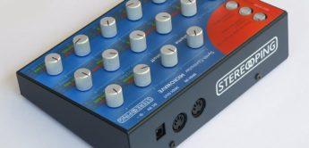 Top News: Stereoping Synth-Controller für Roland JX8P und mehr