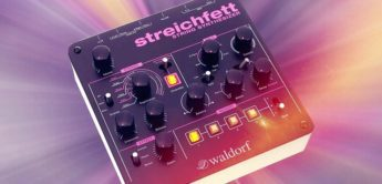 Test: Waldorf Streichfett, String-Synthesizer