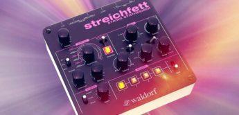Test: Waldorf Streichfett, String-Synthesizer