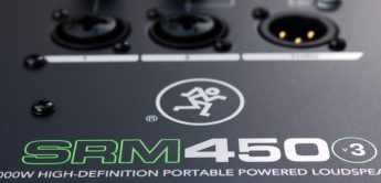 Test: Mackie SRM 450 V3, Aktivboxen